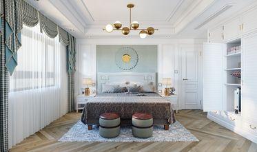 豪华型140平米三室两厅法式风格卧室图