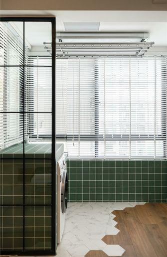 15-20万120平米三室两厅日式风格阳台装修图片大全