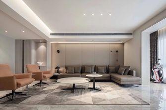 豪华型140平米四室两厅法式风格客厅图片大全