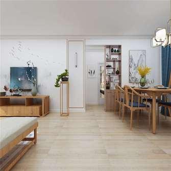 富裕型140平米三中式风格走廊图片大全
