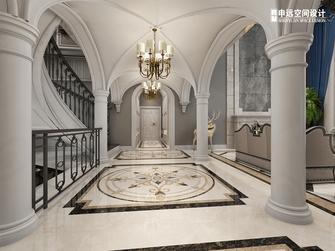豪华型140平米别墅新古典风格玄关图片