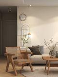 10-15万90平米日式风格客厅设计图