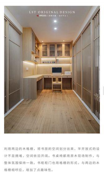 豪华型120平米四室两厅中式风格书房图片大全