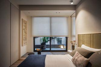 经济型三室两厅日式风格卧室欣赏图
