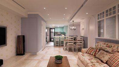 60平米三地中海风格客厅设计图