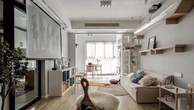 5-10万日式风格客厅装修图片大全