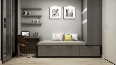 20万以上140平米四室一厅现代简约风格书房效果图