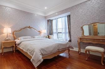 富裕型80平米欧式风格卧室图片