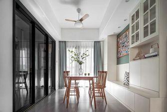 5-10万110平米三室两厅欧式风格餐厅效果图
