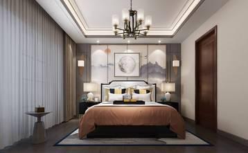 20万以上110平米复式新古典风格卧室装修案例