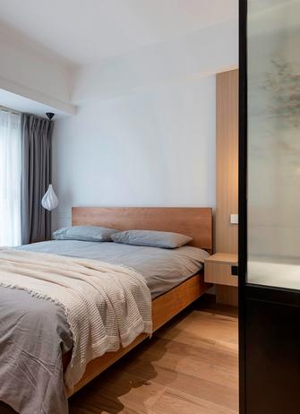 富裕型100平米三室两厅混搭风格卧室装修图片大全