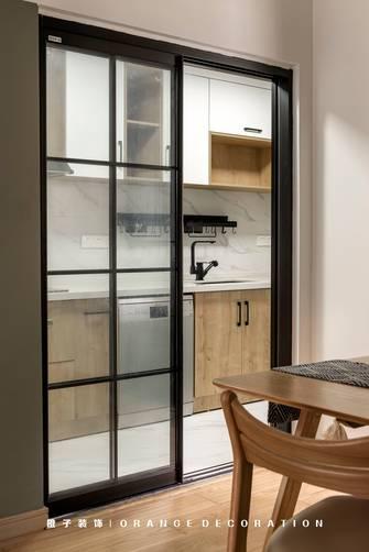 经济型110平米四室两厅北欧风格厨房图片大全