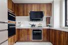 120平米三中式风格厨房图