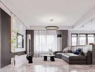 20万以上140平米四现代简约风格客厅效果图