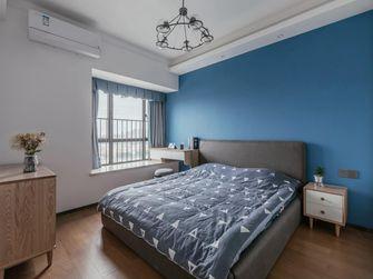120平米三日式风格卧室图