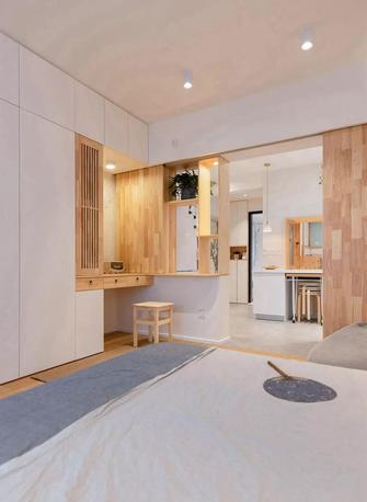 经济型50平米小户型日式风格卧室装修案例
