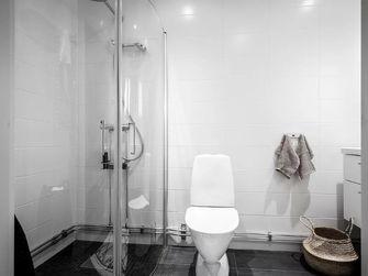 经济型60平米公寓欧式风格卫生间装修图片大全