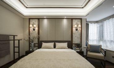 豪华型140平米四室三厅中式风格卧室装修效果图
