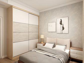 富裕型70平米现代简约风格卧室装修案例