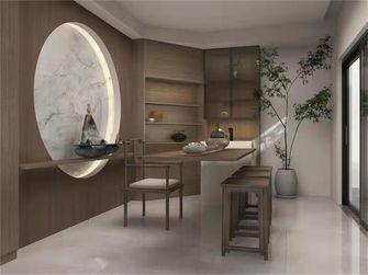 140平米三室两厅法式风格书房装修案例