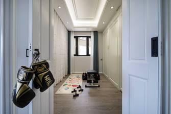 豪华型110平米三法式风格健身房效果图
