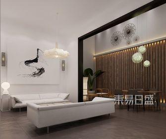 140平米港式风格客厅设计图