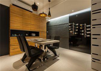 豪华型80平米公寓北欧风格餐厅图