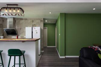 20万以上140平米三室两厅混搭风格走廊装修效果图