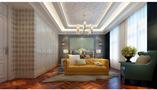 20万以上140平米别墅混搭风格卧室装修图片大全