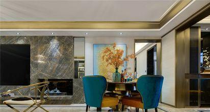 110平米三室两厅港式风格餐厅图