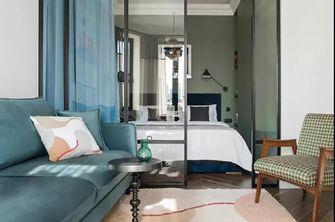 30平米小户型北欧风格卧室装修案例