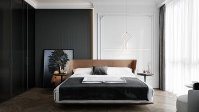 豪华型140平米四室两厅法式风格卧室图