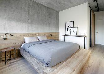 10-15万90平米三室一厅日式风格卧室欣赏图