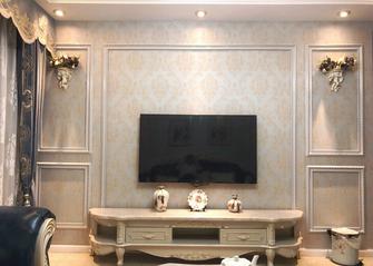 100平米三室两厅欧式风格客厅图片大全