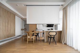 富裕型90平米日式风格餐厅装修效果图