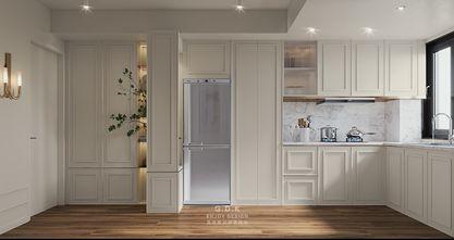 经济型60平米公寓现代简约风格厨房效果图
