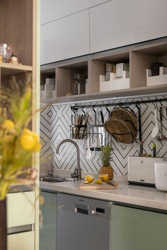 3万以下60平米混搭风格厨房装修案例