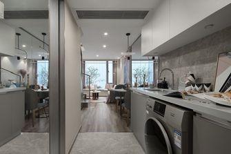 20万以上40平米小户型轻奢风格厨房图