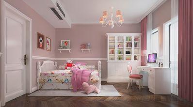 20万以上140平米别墅公装风格卧室装修图片大全