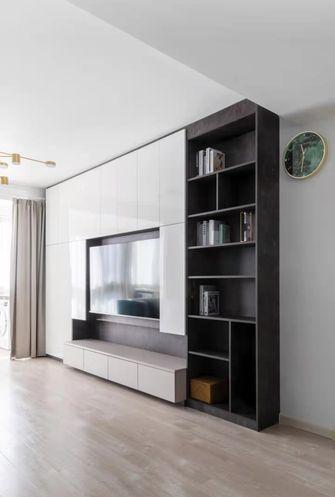 5-10万80平米现代简约风格客厅装修图片大全