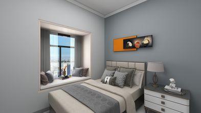 经济型40平米小户型现代简约风格卧室图片大全