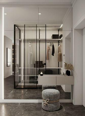 豪华型130平米三室两厅混搭风格衣帽间图片大全