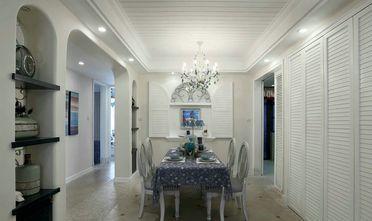富裕型120平米三室两厅地中海风格餐厅图