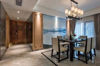 140平米四中式风格客厅图片
