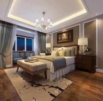 豪华型140平米欧式风格卧室设计图