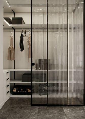 20万以上140平米三室一厅现代简约风格衣帽间欣赏图