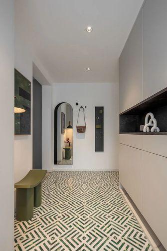 三室一厅混搭风格玄关图片
