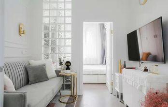 5-10万70平米一室一厅混搭风格客厅图片