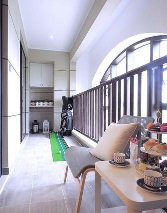 3万以下三室两厅欧式风格阳台图片大全