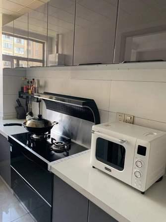 5-10万120平米现代简约风格厨房欣赏图